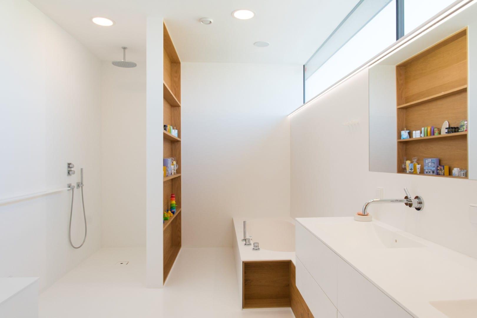 Sanitär • angenehme Atmosphäre im Badezimmer   naturwerk
